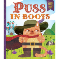 Puss in Boots Picture Book